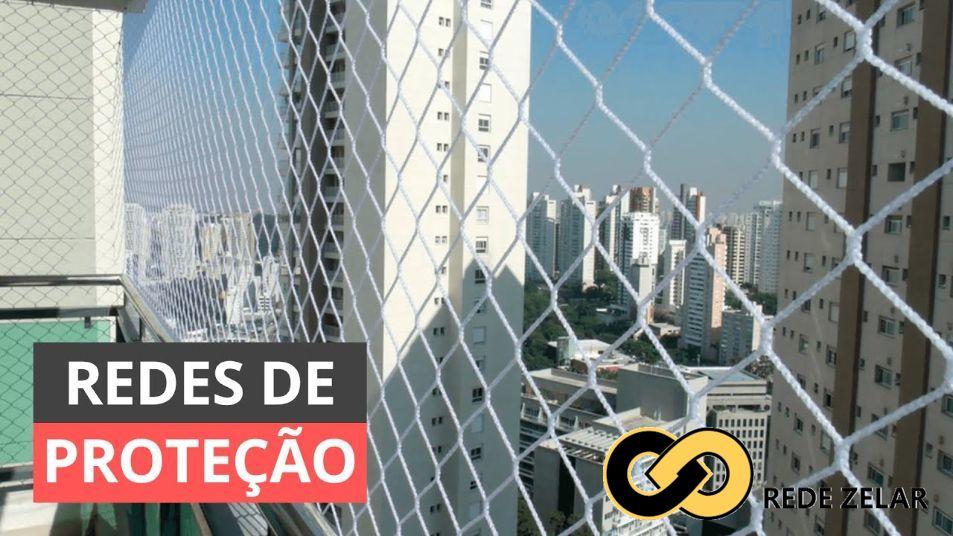 redes de proteção Santo Antônio